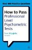 professional tests