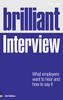brilliant interview ebook
