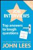 Job interviews top answers eBook