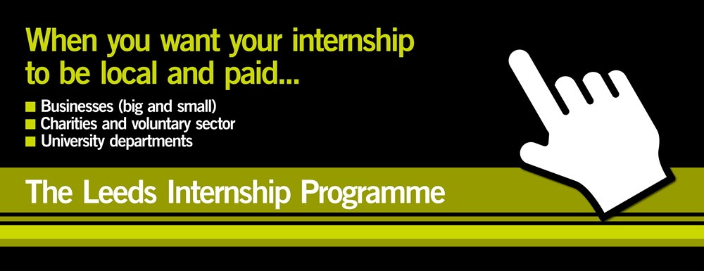 The Leeds Internship Programme